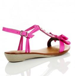 Sommer-Sandale Pink